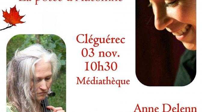 Contes & Violoncelle «Potée d'Automne»