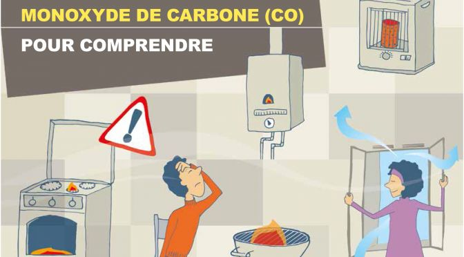 MONOXYDE DE CARBONE : ATTENTION