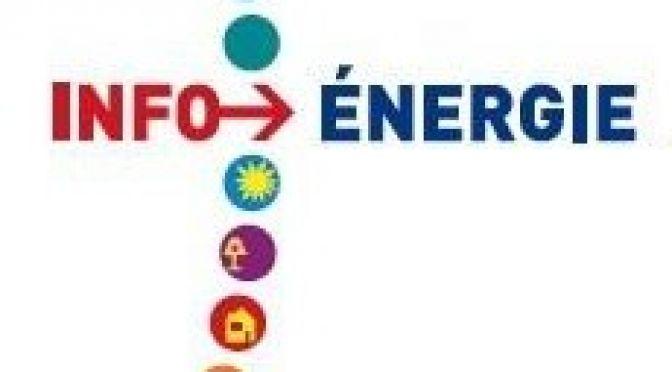 Permanences Espace INFO ENERGIE