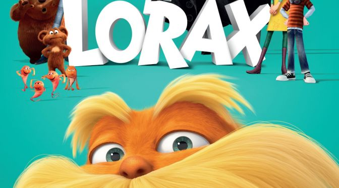 Projection du film d'animation LE LORAX