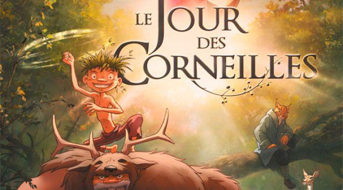 EcoCiné : Projection «Le Jour des Corneilles»