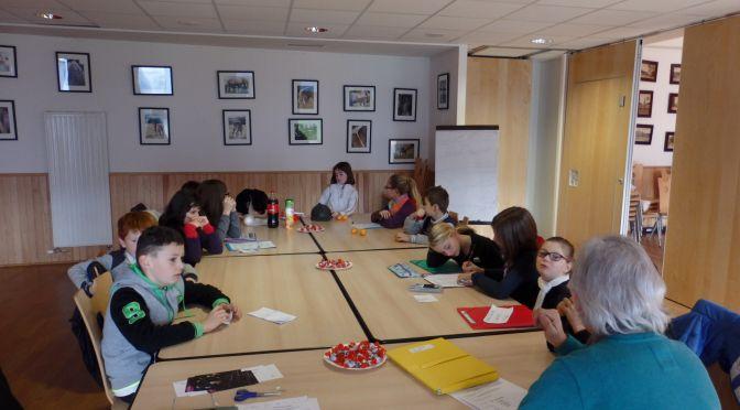 Conseil Municipal Enfants – Première séance