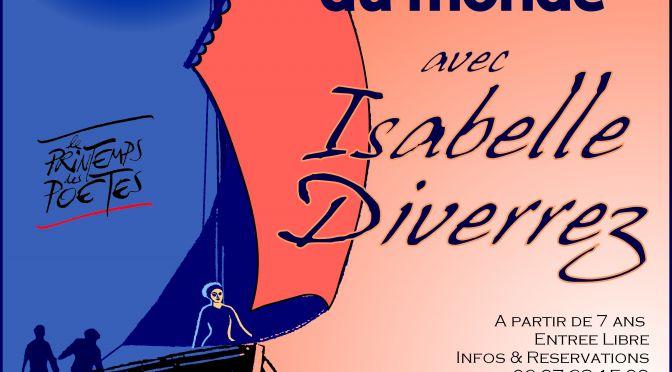 Spectacle «Contes de l'envers du monde» d'Isabelle Diverrez