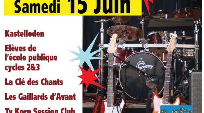 Samedi 15 Juin – Fête de la Musique !