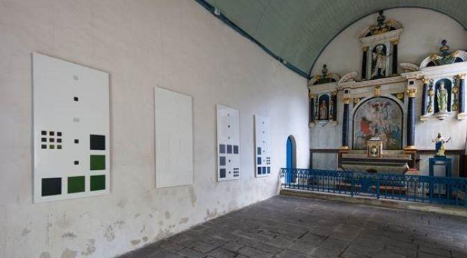 L'art dans les chapelles :</br>Rendez-vous nomade