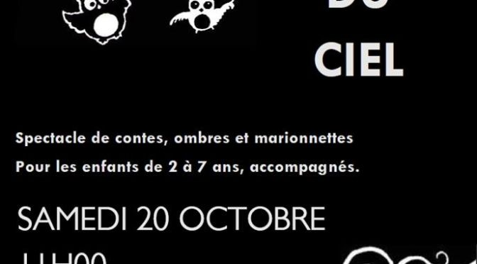 SAM. 20 OCT. | 11H00 | CONTES DU CIEL | PERENN