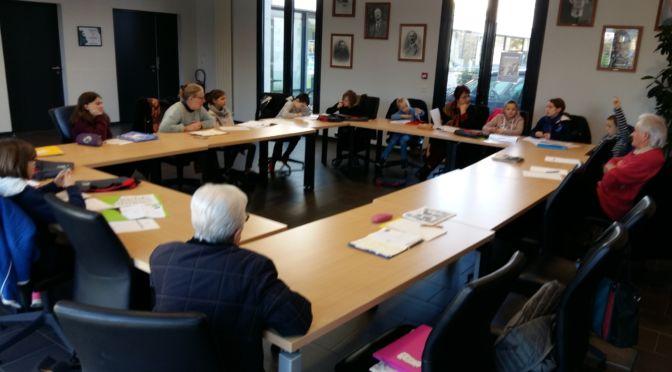 Réunion Conseil Municipal des ENFANTS | 2 FEVRIER