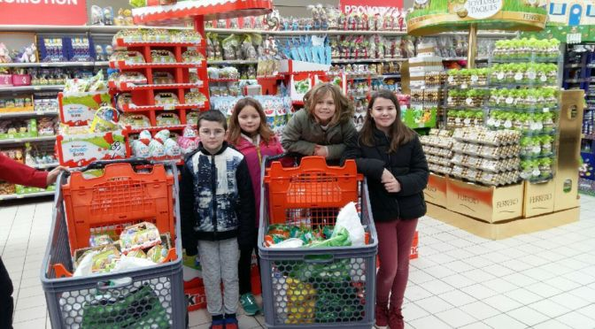 09 avril | «LE CME prÉpare la chasse aux oeufs» | ClÉguÉrec