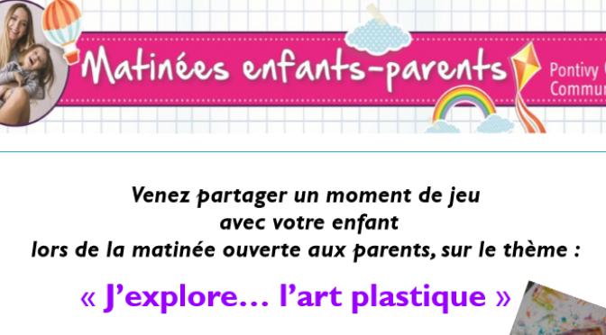 MARS/AVRIL | MATINÉES D'ÉVEIL » ENFANTS- PARENTS » | RPAM
