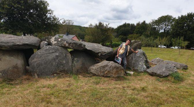 Visites commentées du géologue ambulant Samuel Piriou
