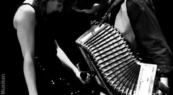 Mardi 25/08 | Concert | «Gali Galant» : Rozenn Talec & Yannig Noguet | 19H