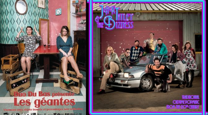 Sam 19 Sept | 18H | « Les Géantes » & « Jack Titley & The Bizness »