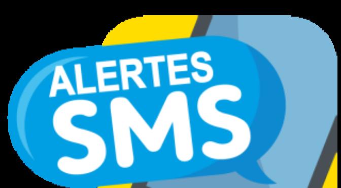 NOUVEAU SERVICE D'INFORMATION | SMS | CLÉGUÉREC