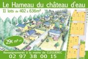 PANNEAU HAMEAU CHATEAU D'EAU 3000 X 20002