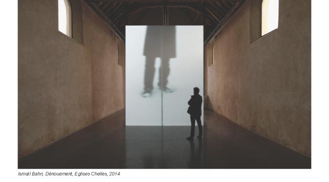 L'Art dans les Chapelles – Rencontre avec l'artiste Ismaïl Bahri