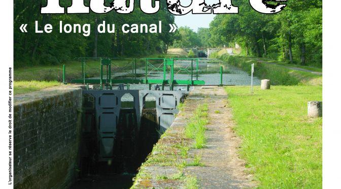 Samedi 5 Juillet – Rallye Nature «Le long du canal»