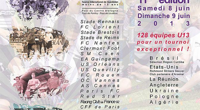 11e Tournoi International de Guerlédan