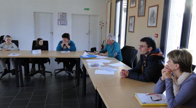 Conseil Municipal des Enfants – Samedi 7 Mars 2015