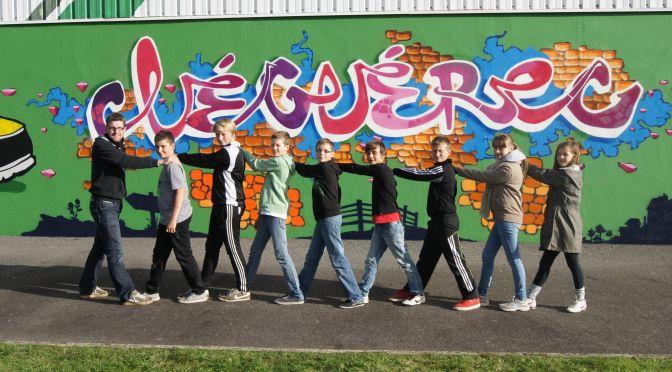 Le Stage de Graff en images !