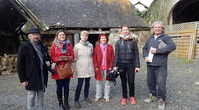 Projet d'inventaire participatif du patrimoine bâti de Pontivy Communauté