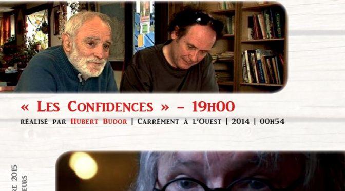 20/11 : Soirée Projection «Des gens qui parlent» <br>2 Films, 2 Réalisateurs