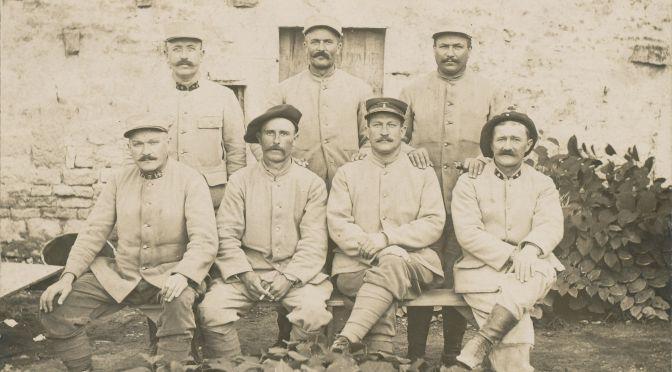 1914 / 1918 : Collectage participatifauprès de la population