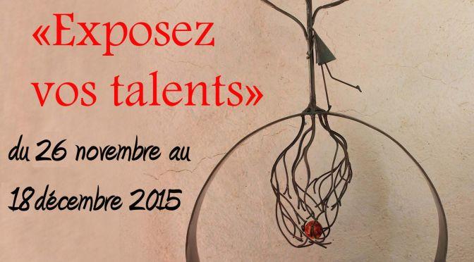 «Exposez vos talents» : Le Foyer Laïque invite MANUE