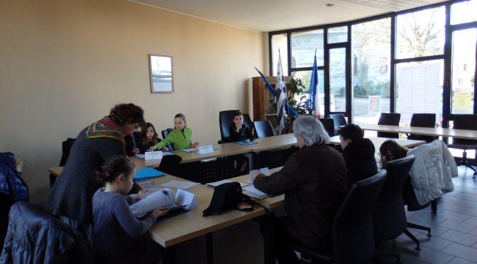 Conseil Municipal Enfants – Seconde Séance
