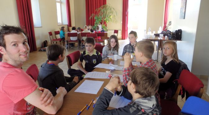 Rencontre entre élu(e)s des Conseils Municipaux d'Enfants