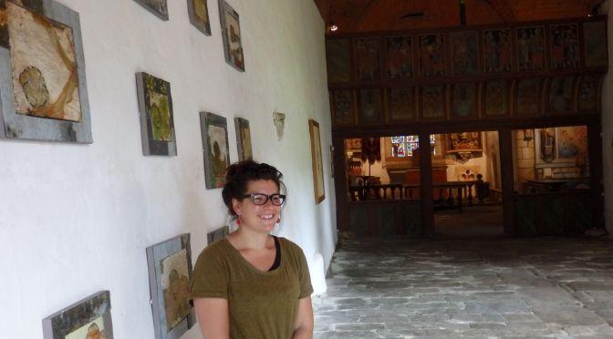L'art dans les chapelles à Cléguérec