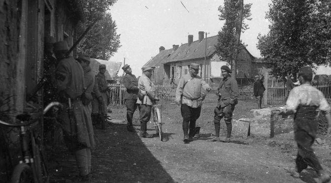 1914 – 1918 : Cléguérec collecte ses souvenirs