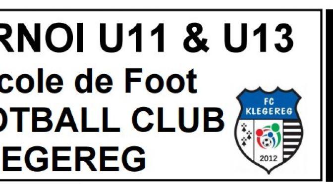 Samedi 5 Septembre : Tournoi de Football – FCK
