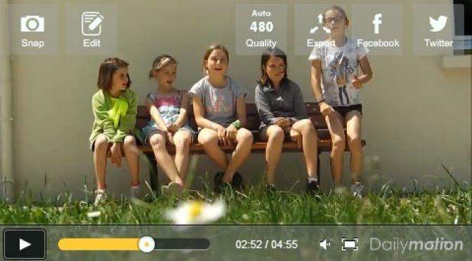 A voir ! – L'accueil des Loisirs en vidéo