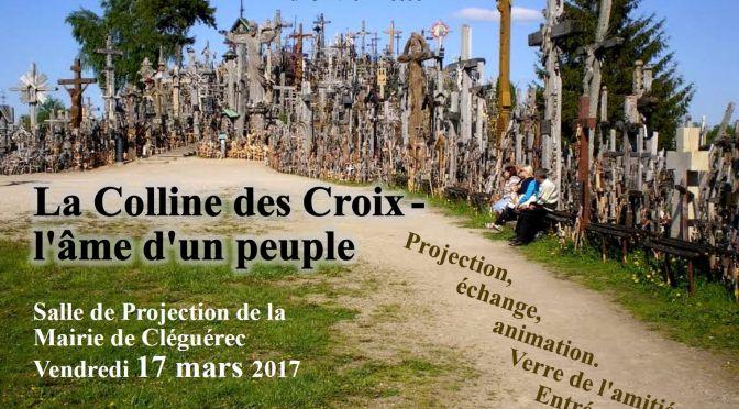 Projection du film documentaire « La Colline des Croix – l'âme d'un peuple » d'Olivier Besse