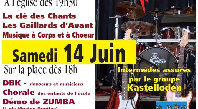 Vendredi et Samedi : Fête de la Musique !