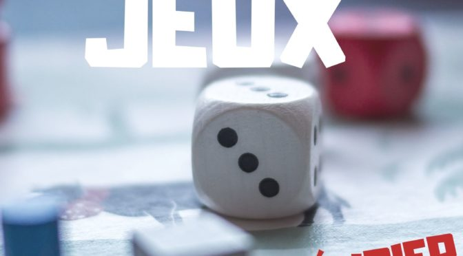 VEN. 7 FÉVRIER | SOIRÉE JEUX | 18h-20h | CENTRE CULTUREL PERENN
