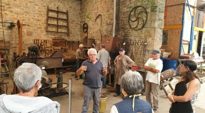 23 JUILLET | LES VISITES D'ÉTÉ «Artisanat d'hier et d'aujourd'hui» | CLÉGUÉREC