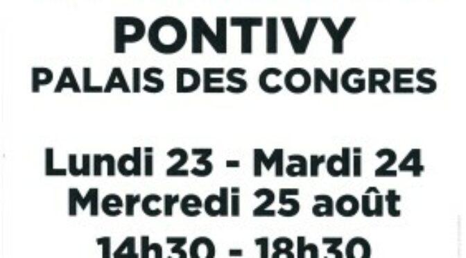 DON DU SANG | PALAIS DES CONGRES| PONTIVY