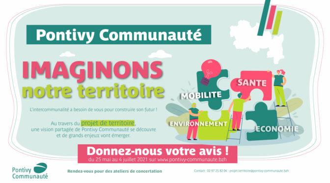 PROJET DE TERRITOIRE | PONTIVY COMMUNAUTE