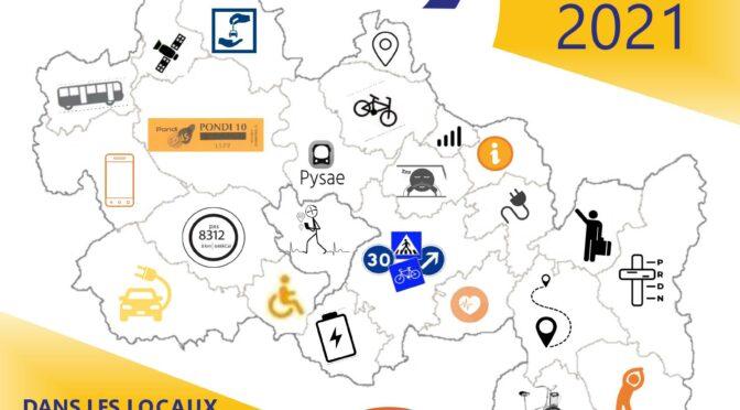 Forum des Mobilités du 8 octobre dans les locaux de Pontivy Communauté.